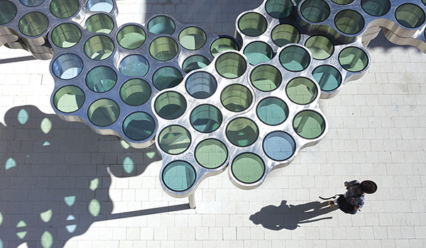 RONAN & ERWAN BOUROULLEC: NUAGE, 2017