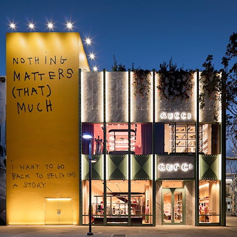 Miami Design District Lands Gucci